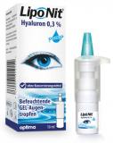 Lipo Nit Augentropfen GEL Hyaluron 0,3 % pump