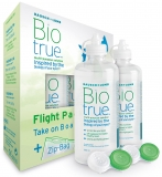 Biotrue Flight Pack 2x 60ml