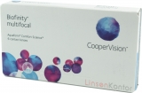 Biofinity multifocal - Comfilcon A 6er Packung