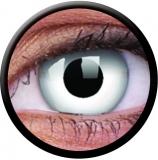 Farbige Kontaktlinsen mit Stärke WhiteOut