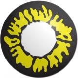 Farbige Kontaktlinsen mit Stärke Crazy Lenses Black Wolf
