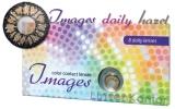 Farbige Kontaktlinsen mit Stärke Images daily hazel
