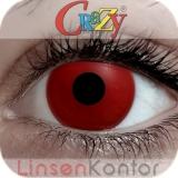 Farbige Kontaktlinsen Crazy Lenses Vampire