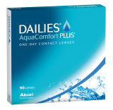 DAILIES AquaComfort Plus 90er Packung