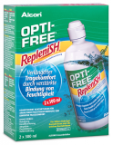 OPTI-FREE RepleniSH Vorratspack 2x300ml