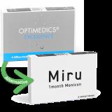 OPTIMEDICS Excellence - Asmofilcon A 6er Packung