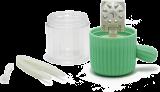 Washer Kaktus - Reinigungsbehälter mit Zugmechanismus
