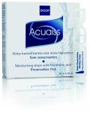 Acuaiss Befeuchtungstropfen mit Hyaluronsäure Ampullen 20x 0,35 ml