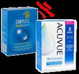 COMPLETE RevitaLens 600 ml Doppelpack