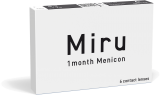 Miru 1month - Asmofilcon A 6er Packung